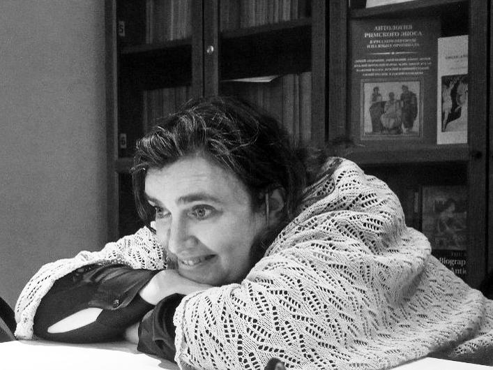 Анна Шмаина-Великанова. Фото из личного архива