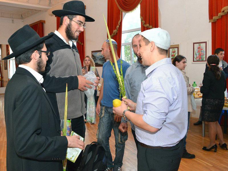 Фестиваль еврейской культуры в молодежном клубе